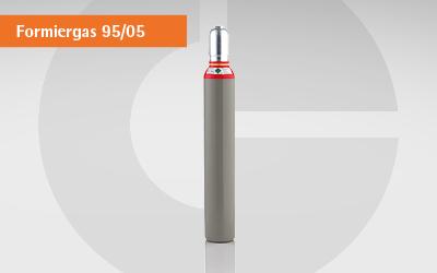 GlobalGas Gasflasche für verschiedene Formiergas Anwendungen.